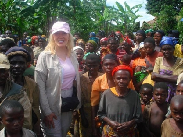 Dr Bree Keyton Is Saving The African Pygmies From Literally Being